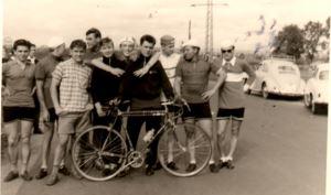 Radsportgruppe 1957