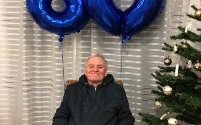 80. Geburtstag von Bernd Päge