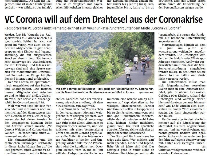 Corona vs. Corona
